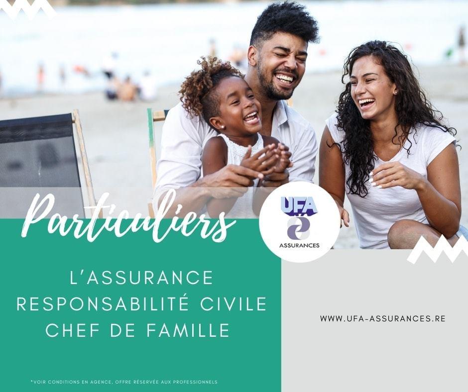 assurance responsabilité civile chef de famille
